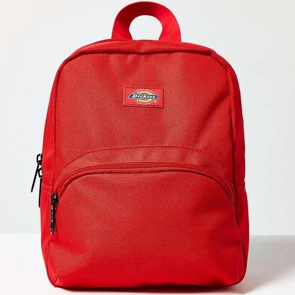 2e5417c682 Dickies Handbags - Dickies X UO Mini Backpack (Red)